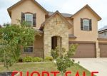 Short Sale in San Antonio 78254 LOVELA BND - Property ID: 6324808485