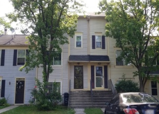 Foreclosure Auction in Indian Head 20640 OAKSIDE LN - Property ID: 1710118243