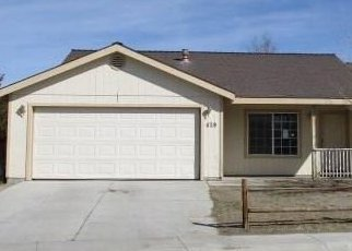 Foreclosure Auction in Fernley 89408 BROOK LN - Property ID: 1721934342