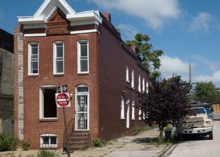 Foreclosure Auction in Baltimore 21223 SARGEANT ST - Property ID: 1724918710