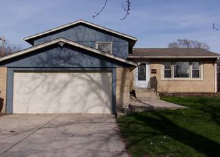 Foreclosed Home in Chicago Heights 60411 GAILINE AVE - Property ID: 1062159814