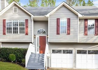 Foreclosed Home in Hiram 30141 SETTLERS RIDGE LN - Property ID: 1260017630