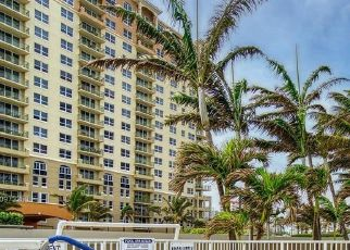 Foreclosed Home in Hallandale Beach 33009 S OCEAN DR - Property ID: 1533557797
