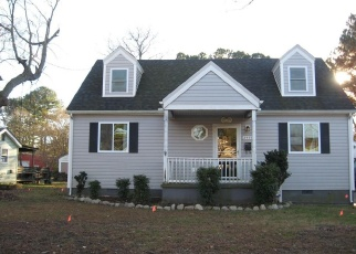 Foreclosed Home in Norfolk 23513 AMBLER AVE - Property ID: 1548314446