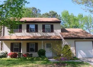 Foreclosed Home in Newport News 23602 WHISPERWOOD DR - Property ID: 1601746843