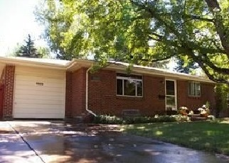 Foreclosed Home in Centennial 80121 S GRANT ST - Property ID: 1648126982