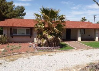 Foreclosed Home in Yucca Valley 92284 CARLYLE DR - Property ID: 1674627459