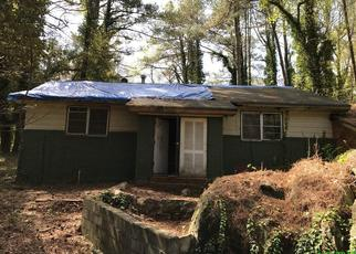 Foreclosed Home in Atlanta 30311 HOLLYDALE DR SW - Property ID: 1968994607