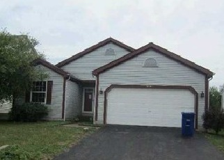 Foreclosed Home in Canal Winchester 43110 LABURNUM DR - Property ID: 2011913422