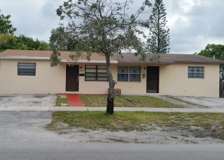 Foreclosed Home in Miami Gardens 33056 NW 191ST ST - Property ID: 2082144756