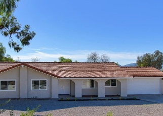 Foreclosed Home in Ramona 92065 SARGEANT RD - Property ID: 2082921720
