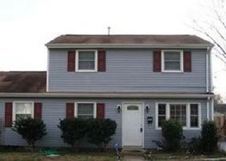Foreclosed Home in Hampton 23663 SOMERVILLE DR - Property ID: 2090809181