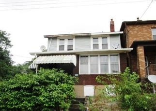 Foreclosed Home in Braddock 15104 HAWKINS AVE - Property ID: 2099133315