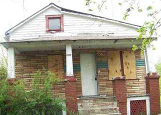 Foreclosed Home in Detroit 48212 FLEMING ST - Property ID: 2196605754