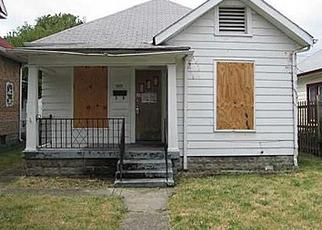 Foreclosed Home in Indianapolis 46201 N EWING ST - Property ID: 2777604980