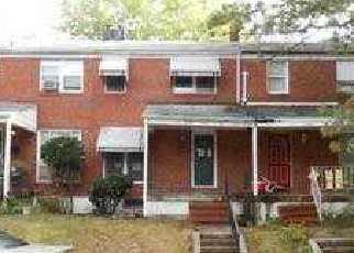 Foreclosed Home in Baltimore 21206 MOORES RUN DR - Property ID: 2939782356