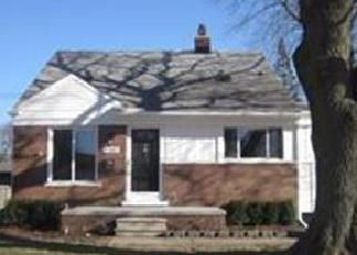Foreclosed Home in Allen Park 48101 CHATHAM AVE - Property ID: 2979256968