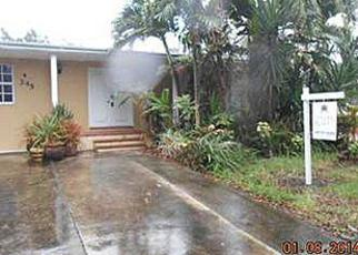 Foreclosed Home in El Portal 33138 NE 89TH ST - Property ID: 3019690270