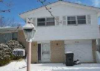 Foreclosed Home in Lynwood 60411 BROOK AVE - Property ID: 3149121221