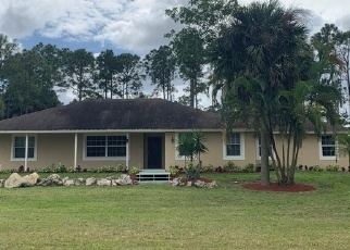 Foreclosed Home in Loxahatchee 33470 86TH RD N - Property ID: 3333348418