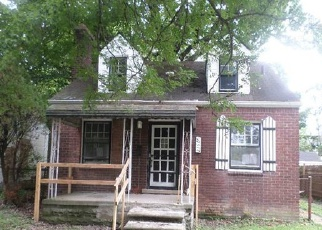 Foreclosed Home in Detroit 48219 BENNETT ST - Property ID: 3354564767