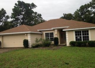 Foreclosed Home in Homosassa 34446 MATRICARIA CT - Property ID: 3367474480
