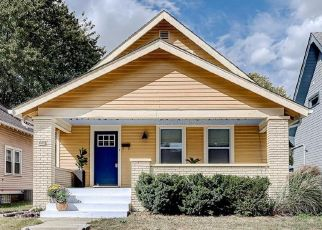 Foreclosed Home in Indianapolis 46203 E TABOR ST - Property ID: 3532715949