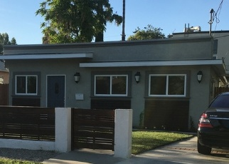 Foreclosed Home in Sherman Oaks 91403 HARTSOOK ST - Property ID: 3539732270