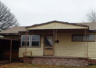 Foreclosed Home in Fairfax 74637 S 5TH ST - Property ID: 3616911623