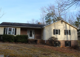 Foreclosed Home in Sumerduck 22742 SHEFFIELD LN - Property ID: 3652806208