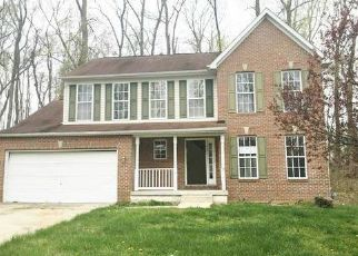 Foreclosed Home in Bryans Road 20616 GREENVILLE DR - Property ID: 3709572916