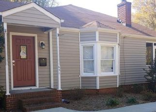 Foreclosed Home in Mooresville 28115 E IREDELL AVE - Property ID: 3717162557