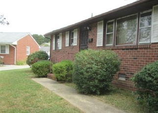 Foreclosed Home in Petersburg 23803 LEXINGTON CT - Property ID: 3826862333