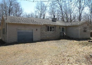 Foreclosed Home in Jim Thorpe 18229 COTTONWOOD DR - Property ID: 3860612165