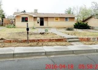Foreclosed Home in Albuquerque 87112 CLAREMONT AVE NE - Property ID: 3862371520