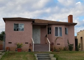 Foreclosed Home in Los Angeles 90047 W 104TH ST - Property ID: 3896445453
