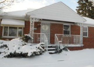 Foreclosed Home in Dearborn 48128 N MILDRED ST - Property ID: 3909066559