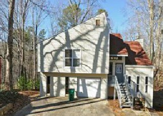 Foreclosed Home in Marietta 30062 ROCK MILL PKWY - Property ID: 3935702375