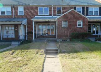 Foreclosed Home in Baltimore 21239 THE ALAMEDA - Property ID: 4057400906