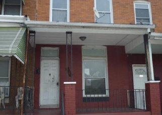 Foreclosed Home in Baltimore 21216 N WARWICK AVE - Property ID: 4064333592