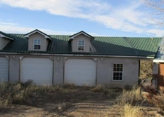 Foreclosed Home in Edgewood 87015 HORSESHOE LOOP - Property ID: 4067607893