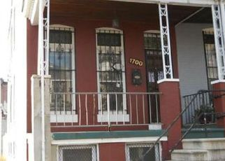Foreclosed Home in Baltimore 21217 APPLETON ST - Property ID: 4078675936