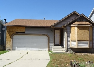 Foreclosed Home in Salt Lake City 84119 WESTCOVE DR - Property ID: 4087620220