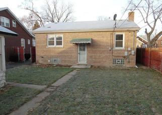 Foreclosed Home in Riverdale 60827 S WABASH AVE - Property ID: 4087845343