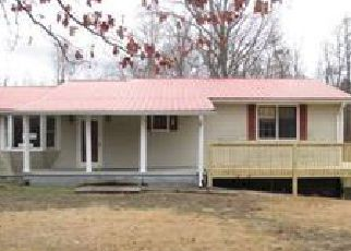 Foreclosed Home in Chatsworth 30705 OLD CCC CAMP RD - Property ID: 4091035551
