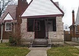 Foreclosed Home in Cincinnati 45237 GRAFTON AVE - Property ID: 4104079733