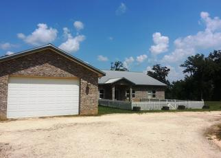 Foreclosed Home in Defuniak Springs 32433 T R MILLER RD - Property ID: 4110726423