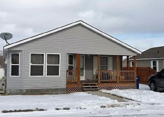 Foreclosed Home in Rawlins 82301 RODEO CT - Property ID: 4113015269