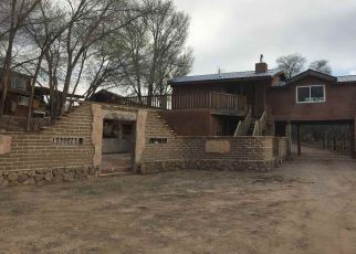 Foreclosed Home in Santa Fe 87506 COUNTY ROAD 84 - Property ID: 4124074560