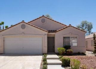 Foreclosed Home in Henderson 89052 EMERALD CREST ST - Property ID: 4124870801